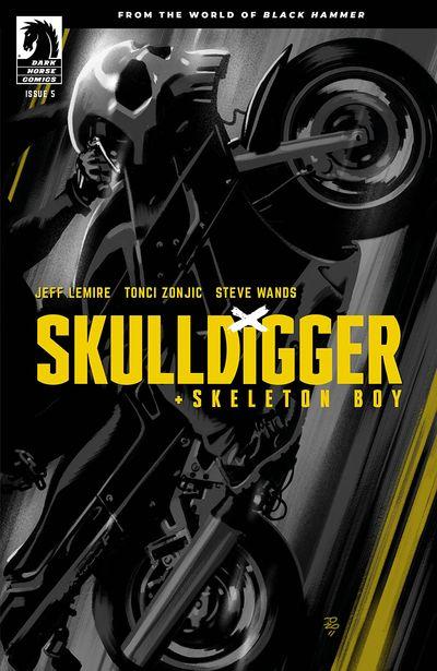 Skulldigger and Skeleton Boy #5 (2020)