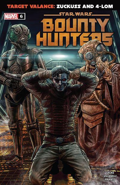 Star Wars – Bounty Hunters #6 (2020)