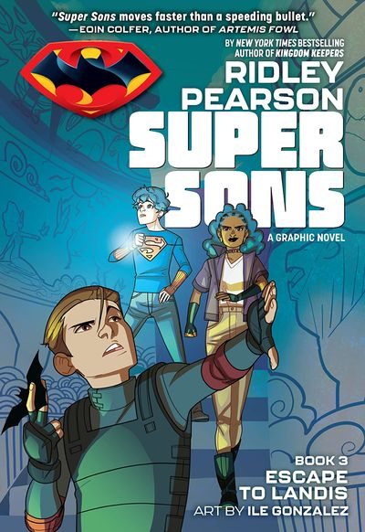 Super Sons – Escape to Landis (2020)