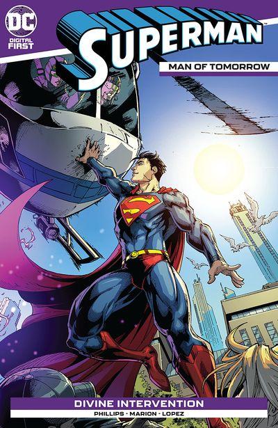 Superman – Man of Tomorrow #17 (2020)