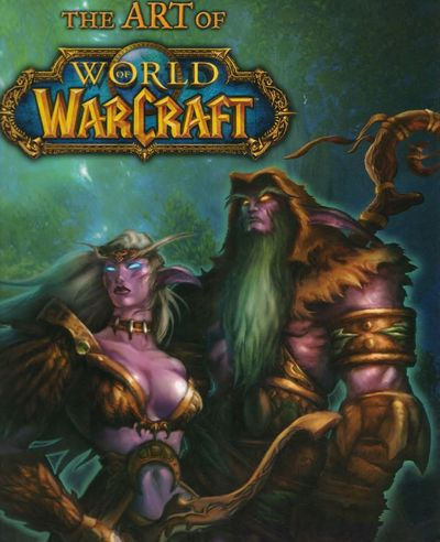 The Art of World of Warcraft (2005)