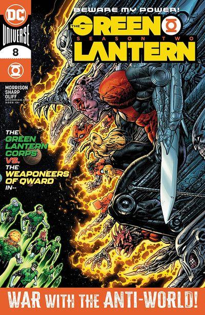 The Green Lantern Season Two #8 (2020)