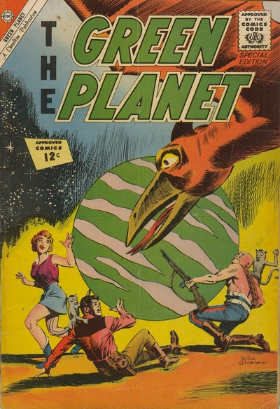 The Green Planet (1962)