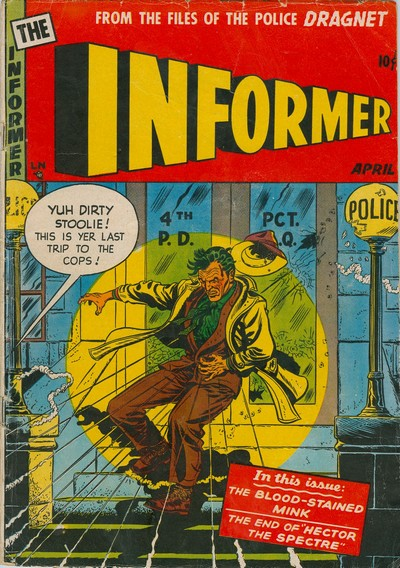The Informer #1 – 5 (1954)