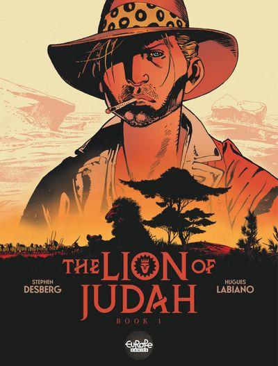 The Lion of Judah #1 (2020) (Europe Comics)