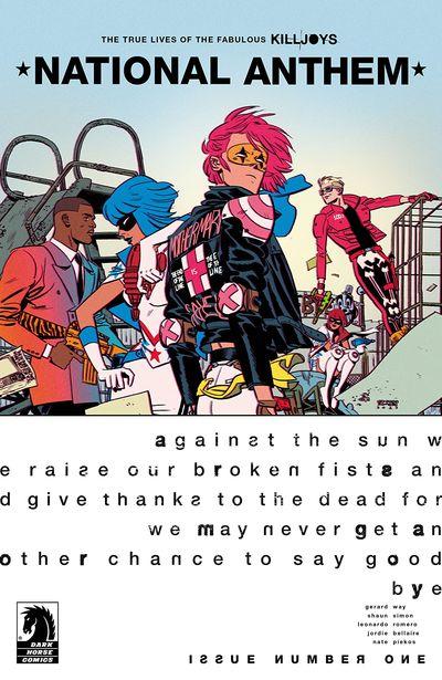 The True Lives of the Fabulous Killjoys – National Anthem #1 (2020)