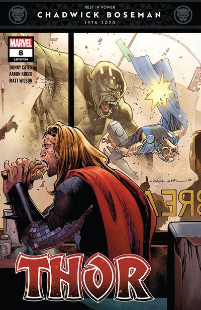 Thor #8 (2020)