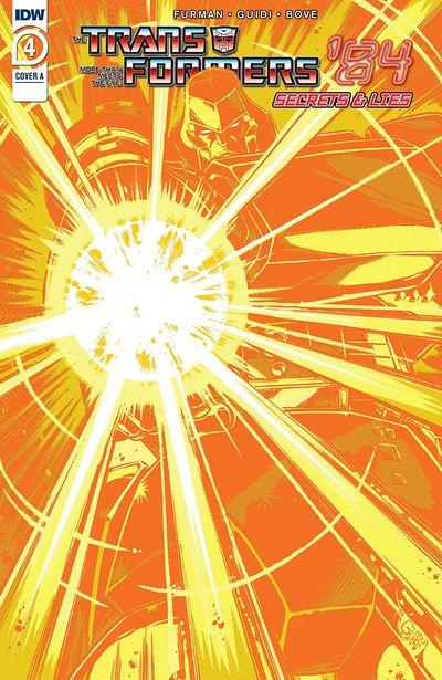 Transformers '84 – Secrets and Lies #4 (2020)