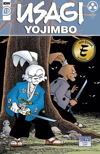 Usagi Yojimbo #13 (2020)