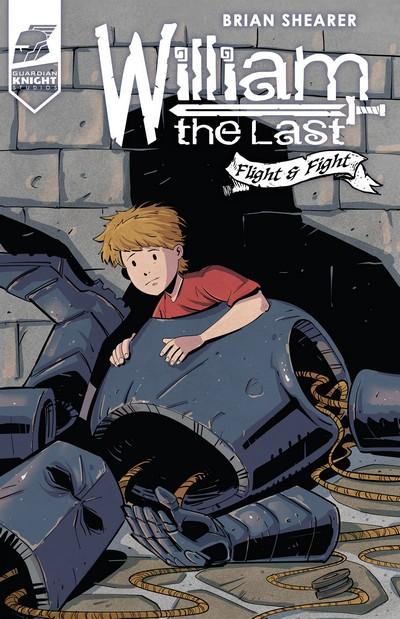 William the Last Vol. 2 – Flight and Fight (TPB) (2019)