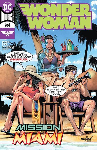 Wonder Woman #764 (2020)