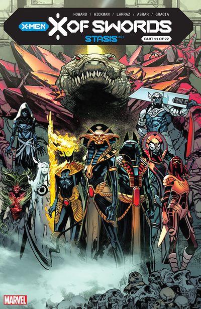 X Of Swords – Stasis #1 (2020)