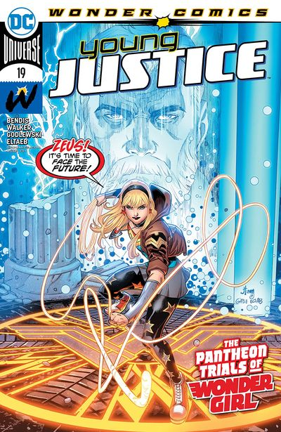 Young Justice #19 (2020)