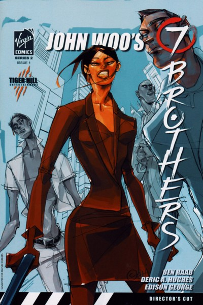 7 Brothers II #1 – 5 (2007-2008)