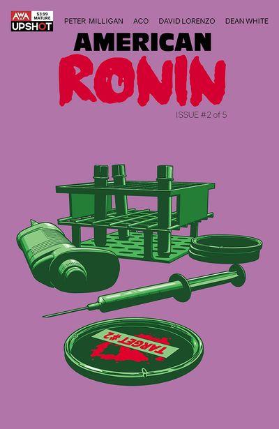 American Ronin #2 (2020)