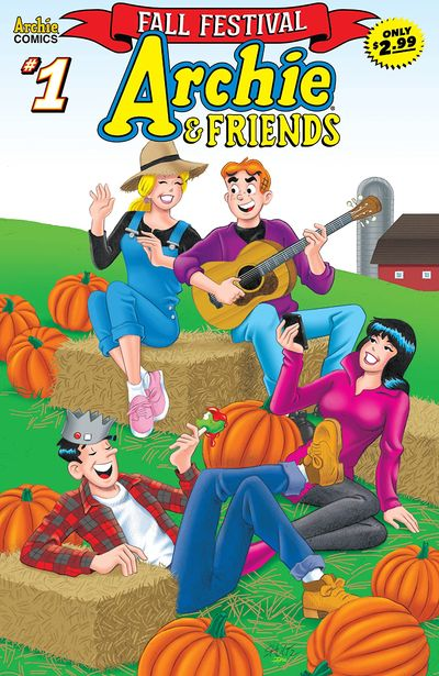 Archie & Friends #8 – Fall Festival #1 (2020)