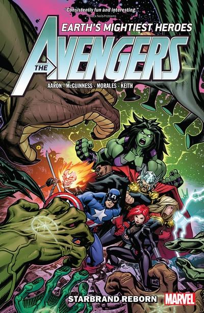 Avengers by Jason Aaron Vol. 6 – Star Brand Reborn (TPB) (2020)