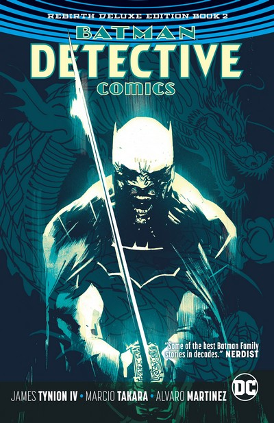 Batman – Detective Comics – Rebirth Deluxe Edition Book 2 (2018)