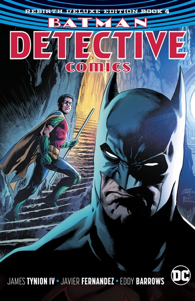 Batman – Detective Comics – Rebirth Deluxe Edition Book 4 (2019)