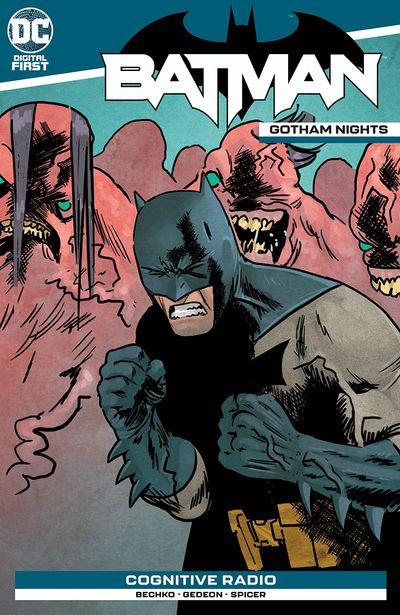Batman – Gotham Nights #21 (2020)