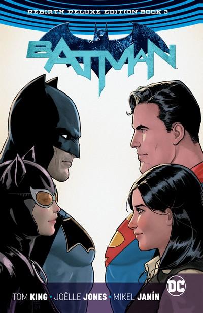 Batman – Rebirth Deluxe Edition Book 3 (2018)