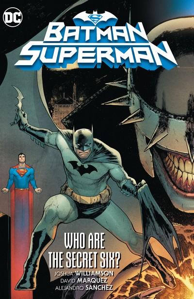 Batman – Superman Vol. 1 – Who are the Secret Six (TPB) (2020)