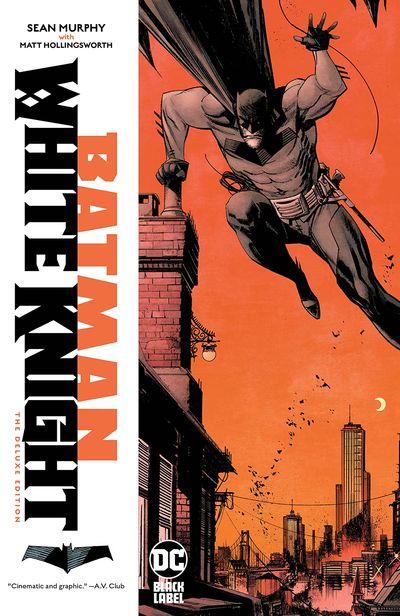 Batman – White Knight – The Deluxe Edition (2020)