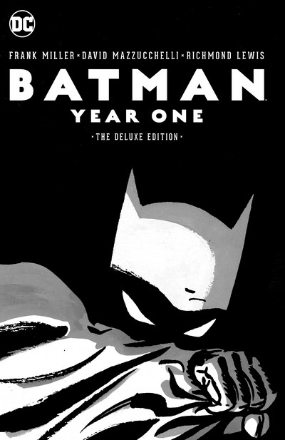 Batman – Year One – The Deluxe Edition Black and White (2017)