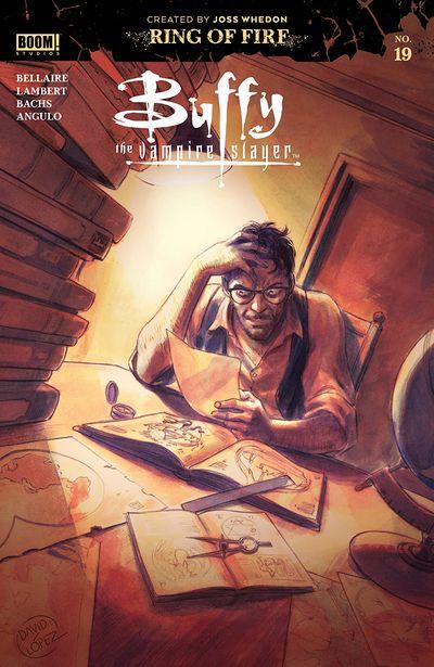 Buffy the Vampire Slayer #19 (2020)
