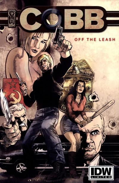 Cobb – Off The Leash (TPB) (2007)