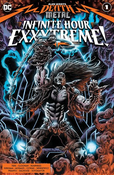 Dark Nights – Death Metal Infinite Hour Exxxtreme! #1 (2020)