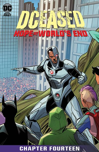 DCeased – Hope At World's End #14 (2020)