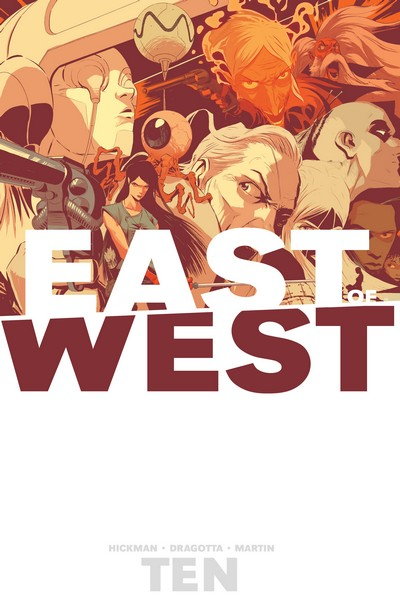 East of West Vol. 10 (TPB) (2020)