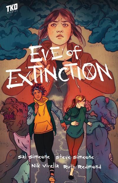 Eve of Extinction (TPB) (2019)