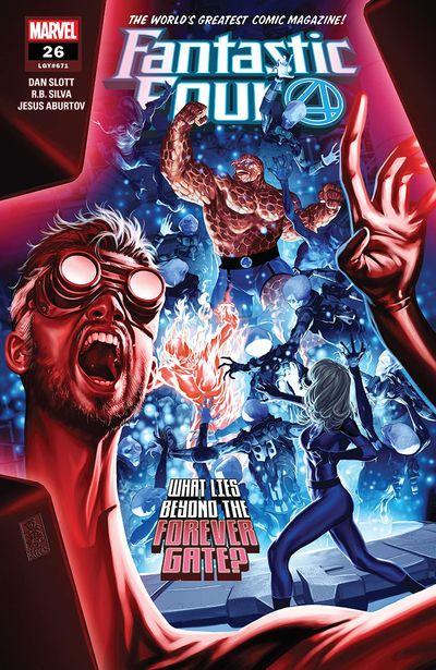 Fantastic Four #26 (2020)