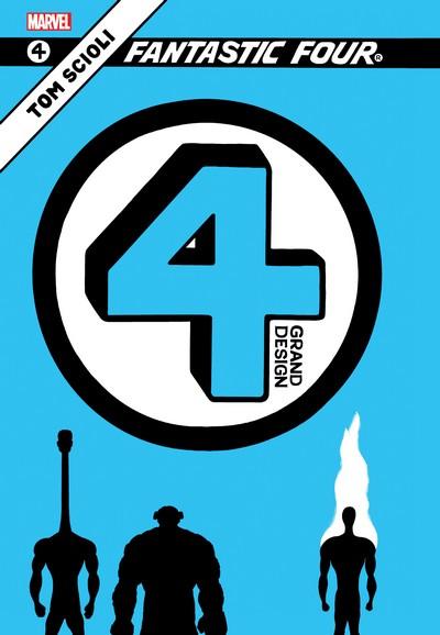 Fantastic Four – Grand Design (TPB) (2020)
