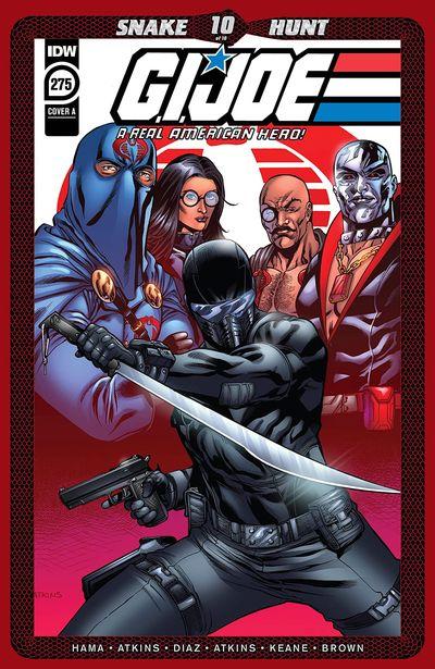 G.I. Joe – A Real American Hero #275 (2020)