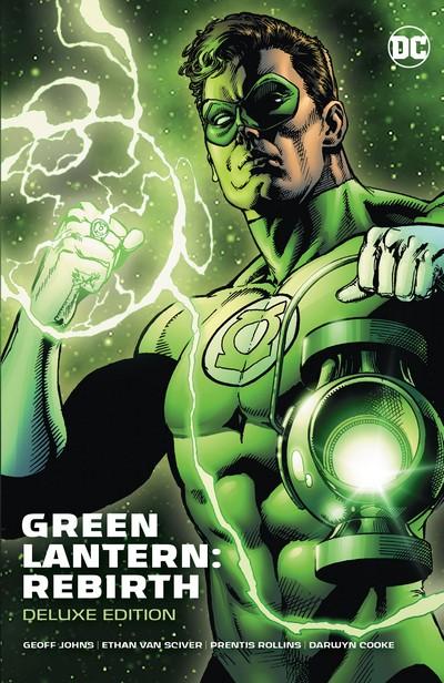 Green Lantern – Rebirth Deluxe Edition (2019)