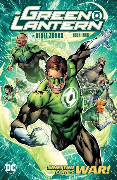 Green Lantern by Geoff Johns Book 3 (2020)