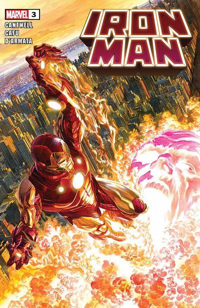 Iron Man #3 (2020)