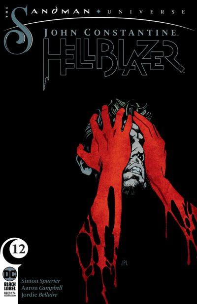 John Constantine – Hellblazer #12 (2020)