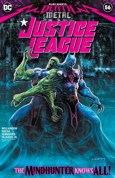 Justice League #56 (2020)