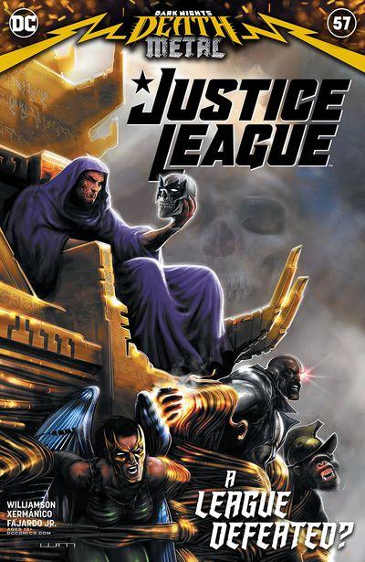 Justice League #57 (2020)