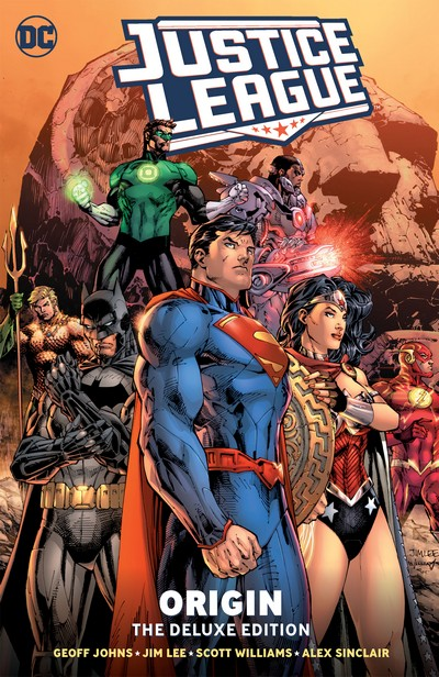 Justice League – Origin Deluxe Edition (2020)