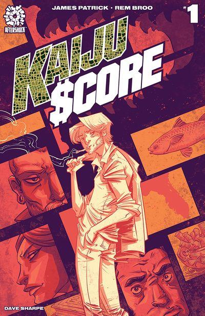 Kaiju Score #1 (2020)