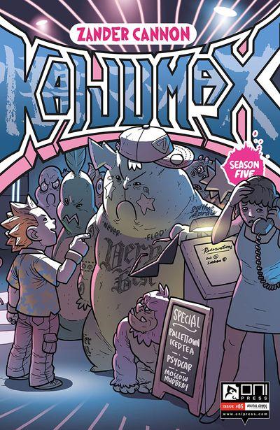Kaijumax Season Five #5 (2020)