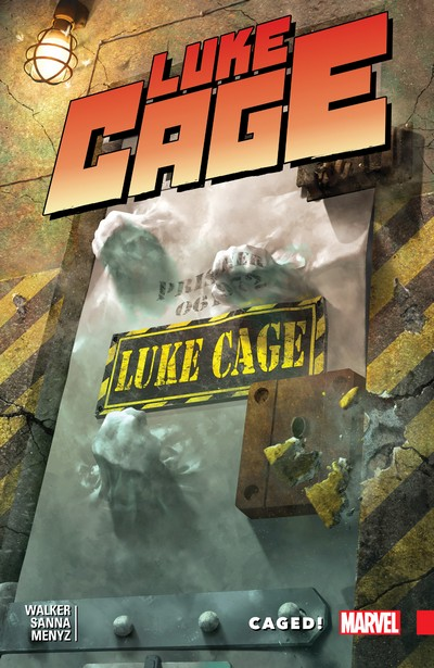 Luke Cage Vol. 2 – Caged! (TPB) (2018)