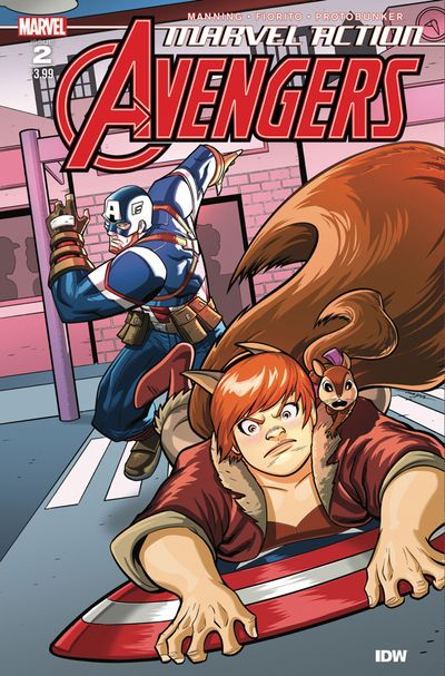 Marvel Action – Avengers #2 (2020)