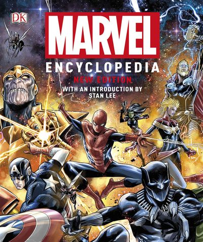 Marvel Encyclopedia New Edition (2019)