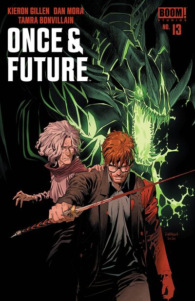 Once and Future #13 (2020)